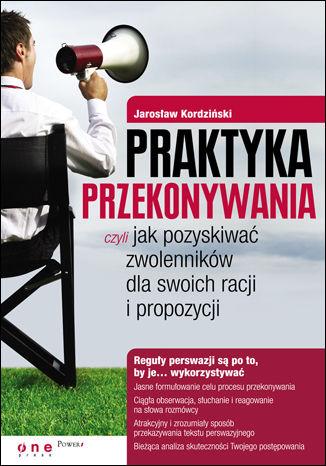 Okładka Książki Praktyka Przekonywania